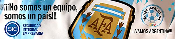 ¡¡¡VAMOS ARGENTINA!!!