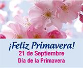 21 de Septiembre - Día de la Primavera