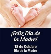 18 de octubre - Día de la Madre