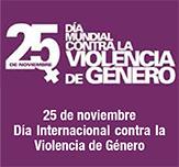 25 de Noviembre - Día Internacional contra la Violencia de Género